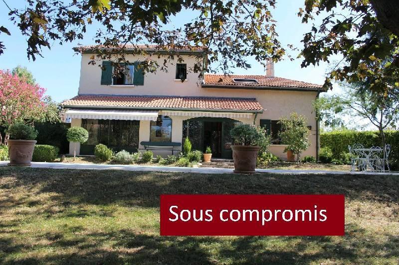 Vente de prestige maison / villa Vernaison 580000€ - Photo 1