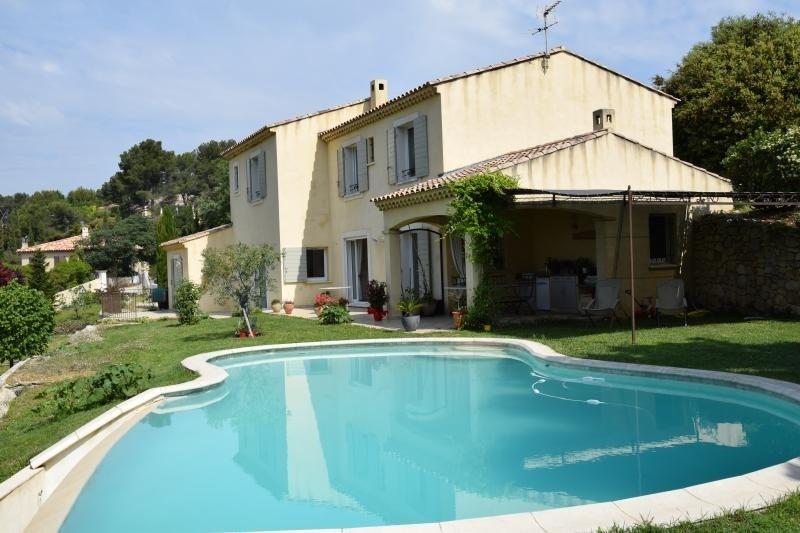 Vente maison / villa Ventabren 936000€ - Photo 3
