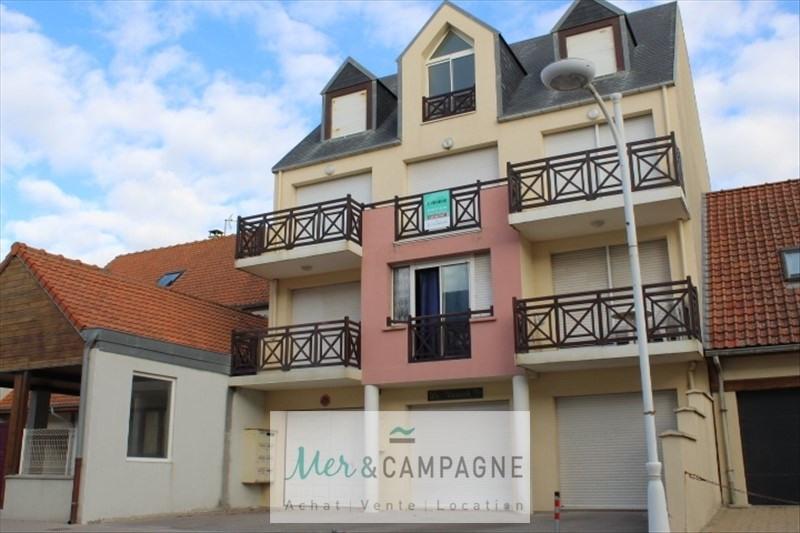 Vente appartement Fort mahon plage 131000€ - Photo 1
