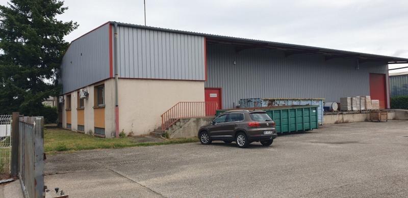 Location bureau Vaulx-en-velin 5000€ CC - Photo 1