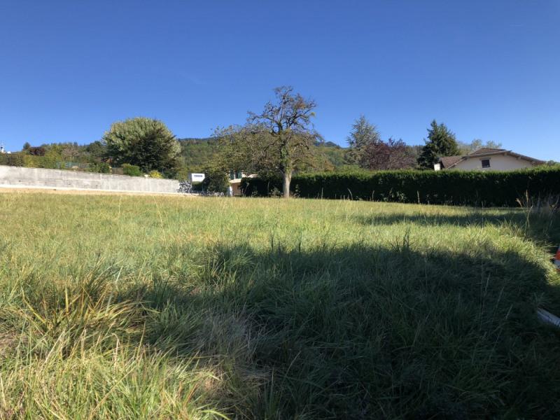 Vente terrain Cranves-sales 283000€ - Photo 1