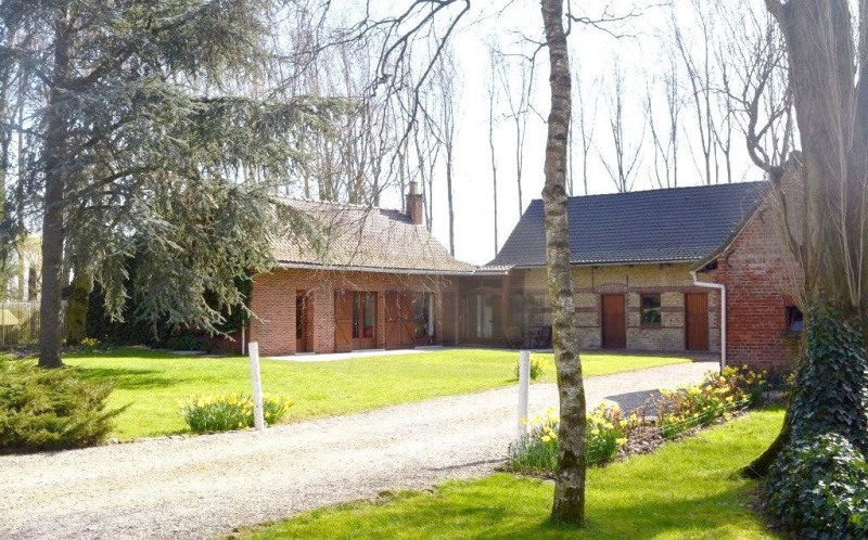Deluxe sale house / villa Steenwerck 620 000€ - Picture 1