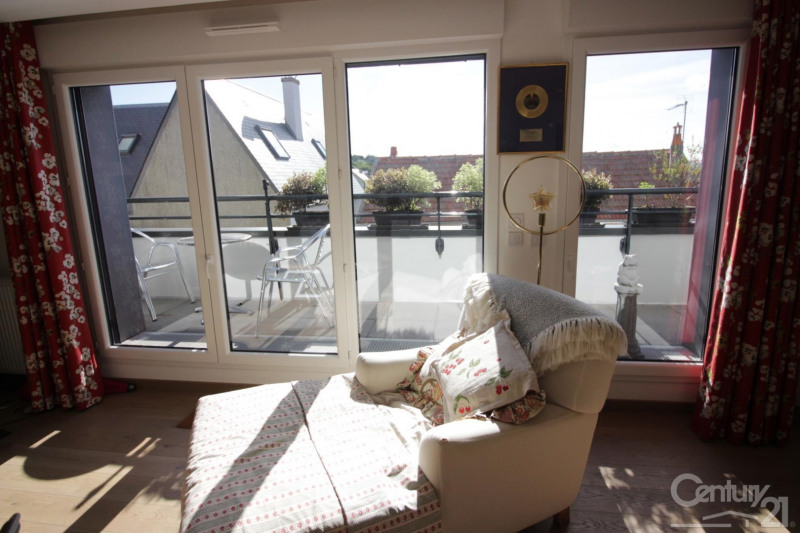 Vendita appartamento Touques 495000€ - Fotografia 4