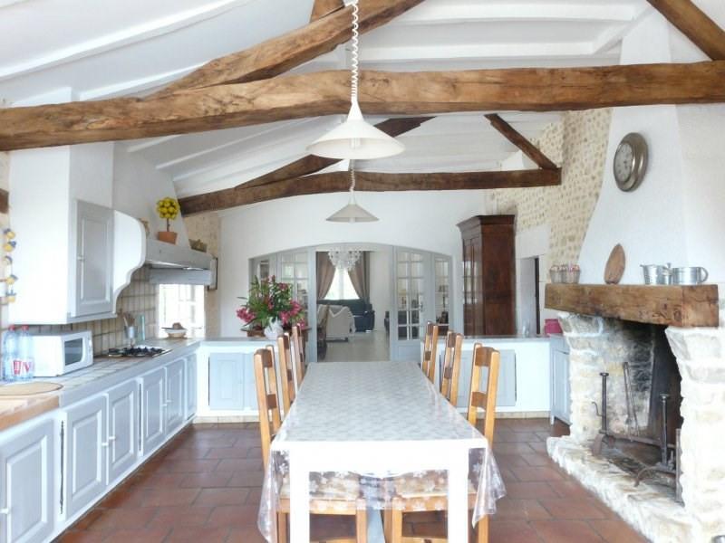 Sale house / villa Ste colombe 315000€ - Picture 5