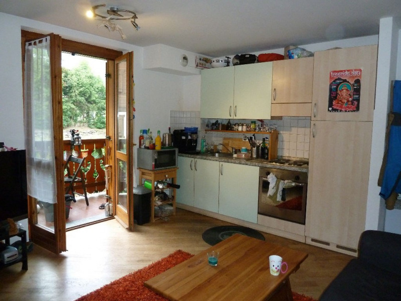 Sale apartment Les houches 250000€ - Picture 1