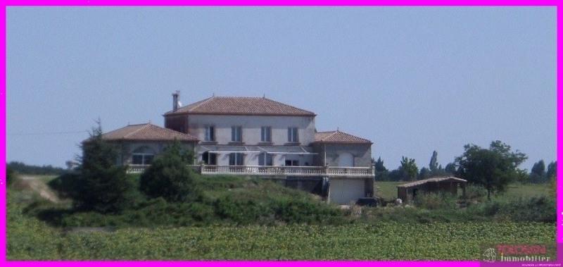 Vente maison / villa Villefranche de lauragais secteur 400000€ - Photo 1