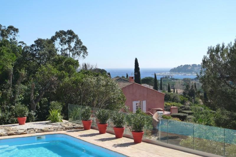 Vente de prestige maison / villa Cavalaire sur mer 1995000€ - Photo 9