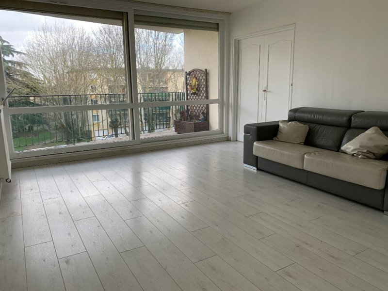 Rental apartment Ballainvilliers 850€ CC - Picture 1