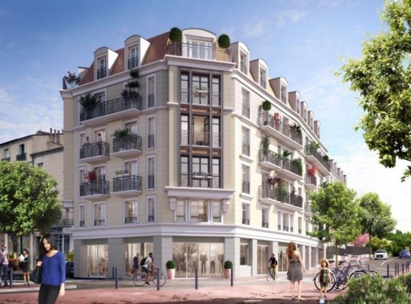 Verkoop  appartement Clamart 535100€ - Foto 1