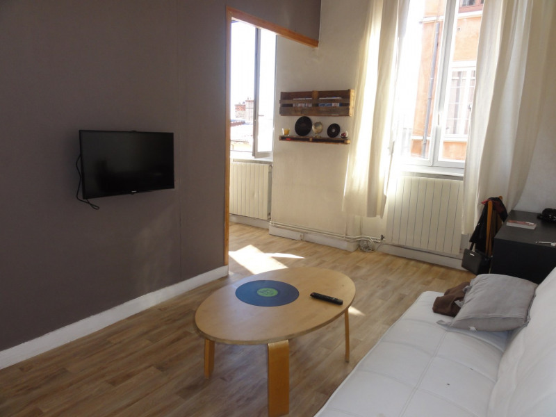 Vente appartement Lyon 1er 178 500€ - Photo 1