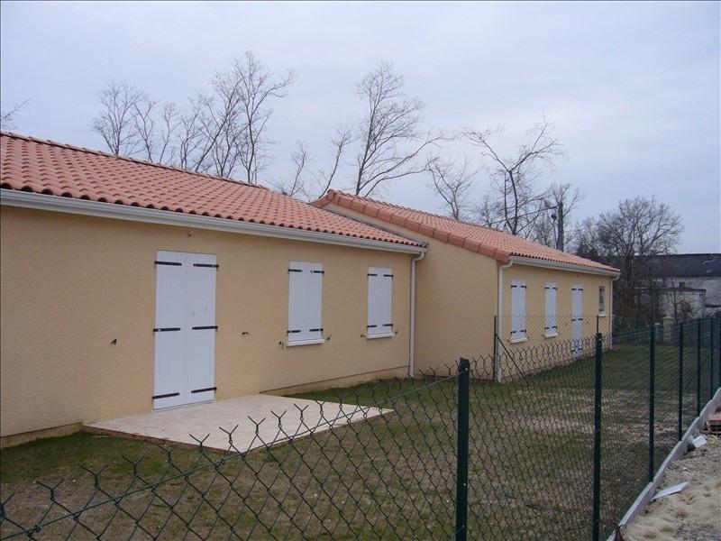 Affitto casa Guitres 656€ CC - Fotografia 2