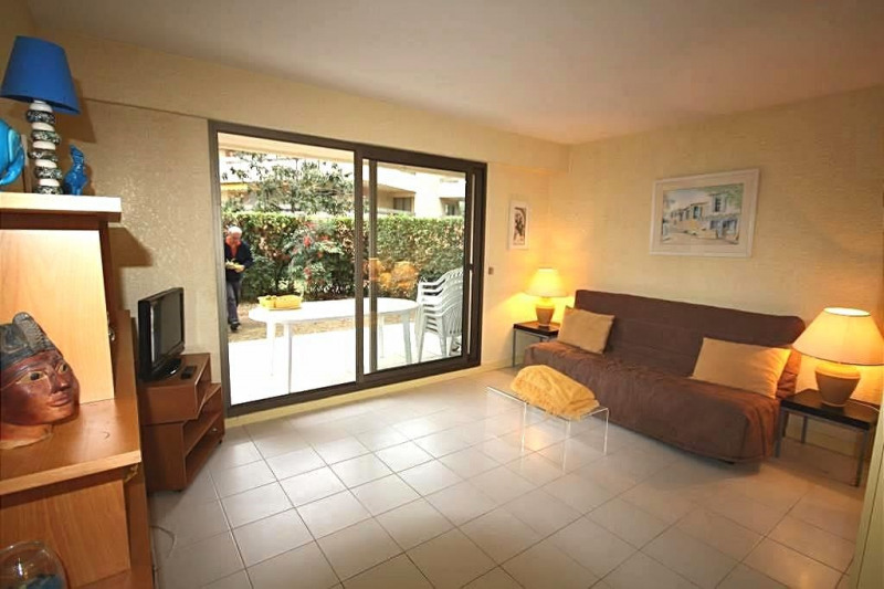 Location vacances appartement Cap d'antibes 650€ - Photo 3