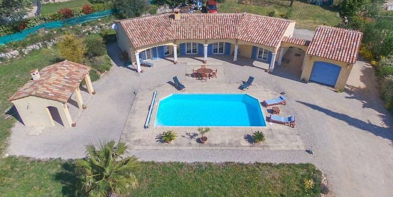 Verkauf von luxusobjekt haus Seillans 478000€ - Fotografie 2