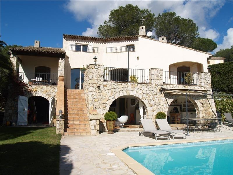 Vente de prestige maison / villa St raphael 1350000€ - Photo 8
