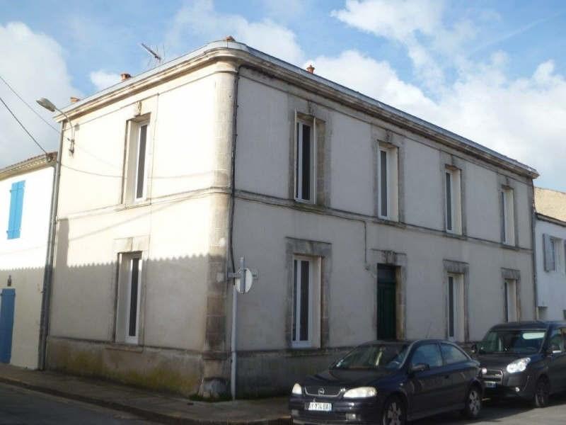 Vente maison / villa Le chateau d'oleron 279000€ - Photo 1