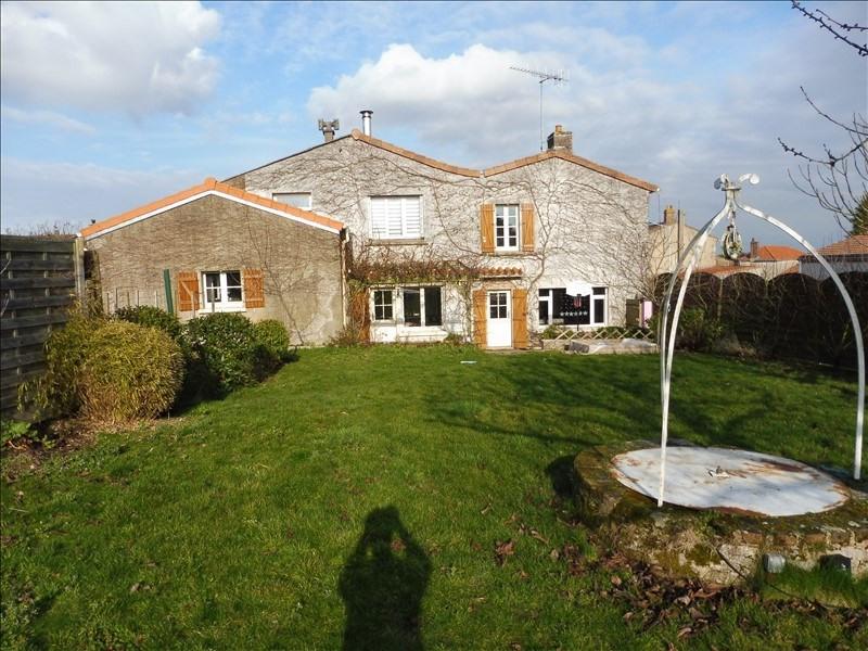 Produit d'investissement maison / villa La romagne 263340€ - Photo 1