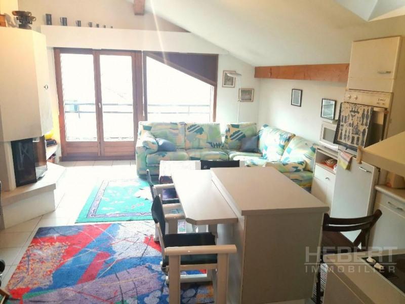 Vente de prestige appartement Sallanches 214000€ - Photo 3