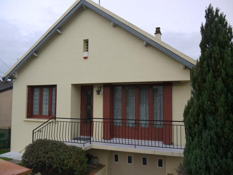 Vente maison / villa Bonnieres sur seine 162000€ - Photo 1