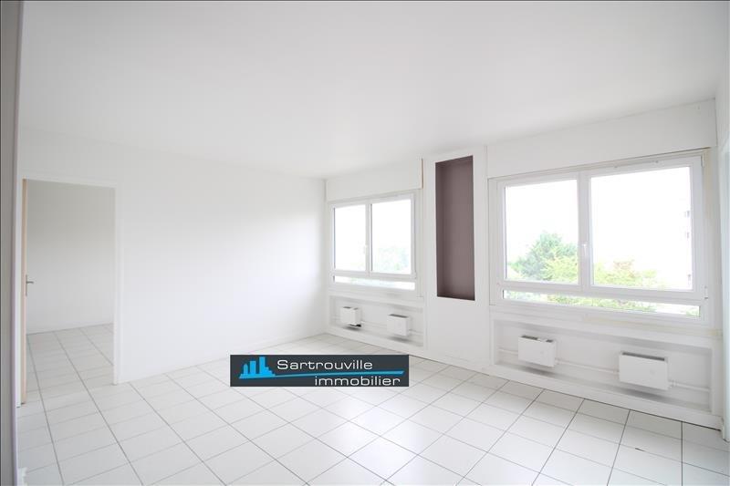 Vente appartement Sartrouville 227000€ - Photo 2