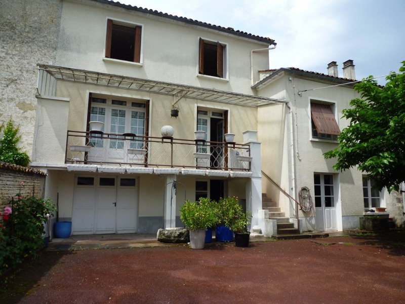 Vente maison / villa Nercillac 128 000€ - Photo 1