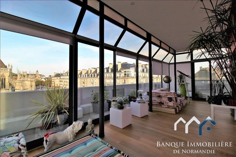 Vente de prestige appartement Caen 994 000€ - Photo 1
