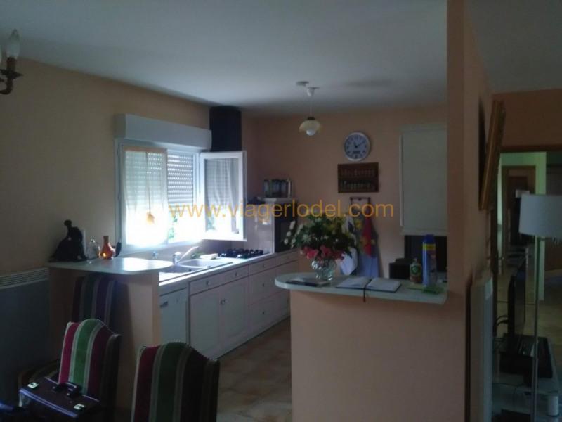 Vendita nell' vitalizio di vita casa Huos 53500€ - Fotografia 7