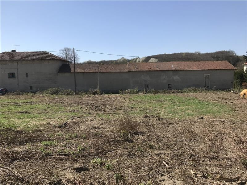 Vendita terreno Champier 55000€ - Fotografia 1