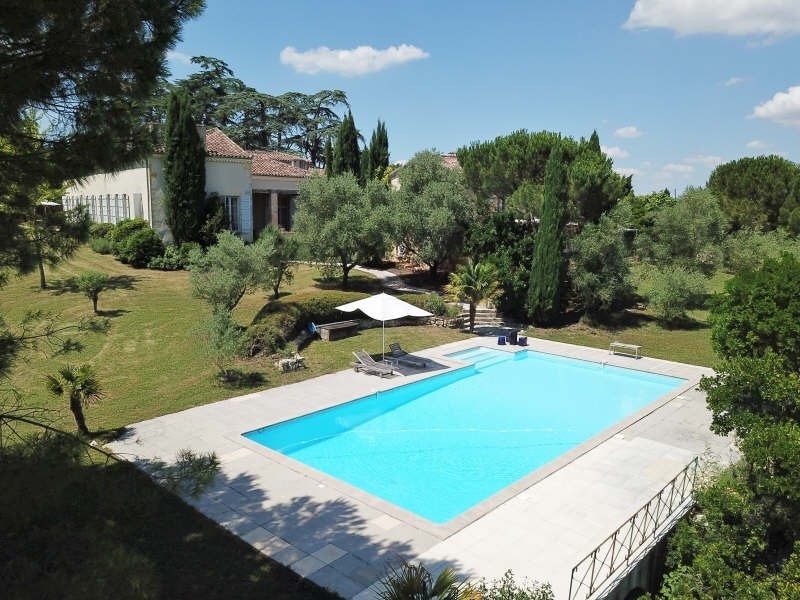 Verkoop van prestige  huis La romieu 1775000€ - Foto 10