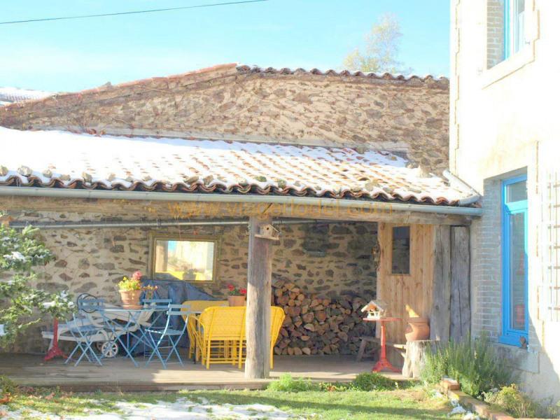 Vitalicio  casa Saint-genest-malifaux 100020€ - Fotografía 2