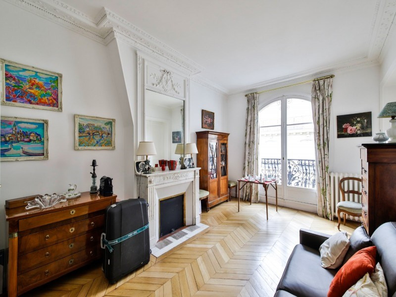 Deluxe sale apartment Paris 17ème 2 750 000€ - Picture 8