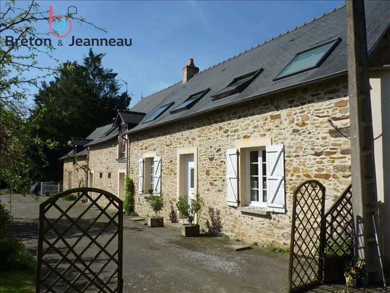 Sale house / villa Craon 213200€ - Picture 2