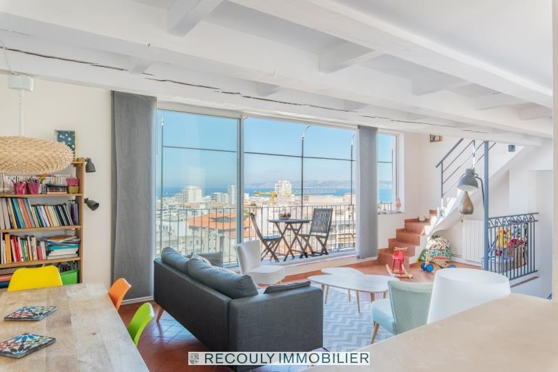 Vente de prestige appartement Marseille 7ème 595 000€ - Photo 6