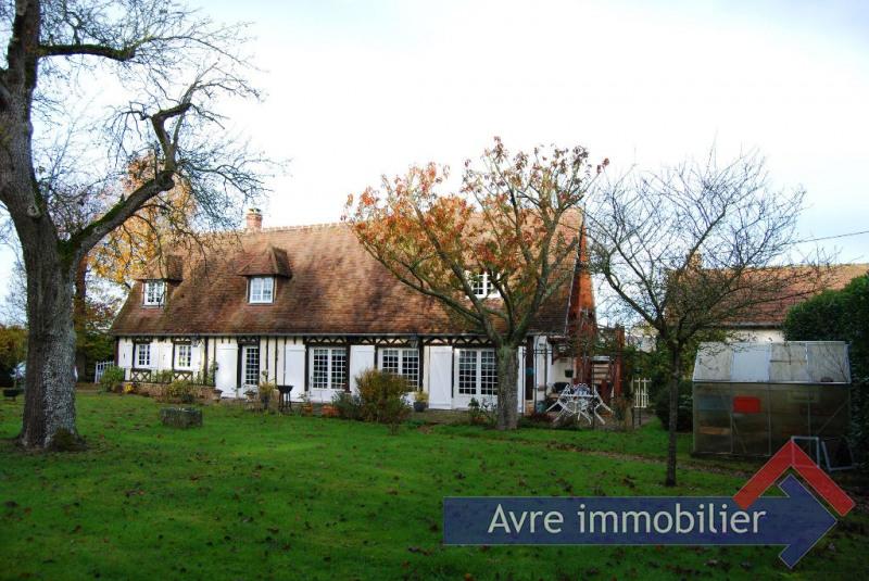 Vente maison / villa Verneuil d'avre et d'iton 211000€ - Photo 14