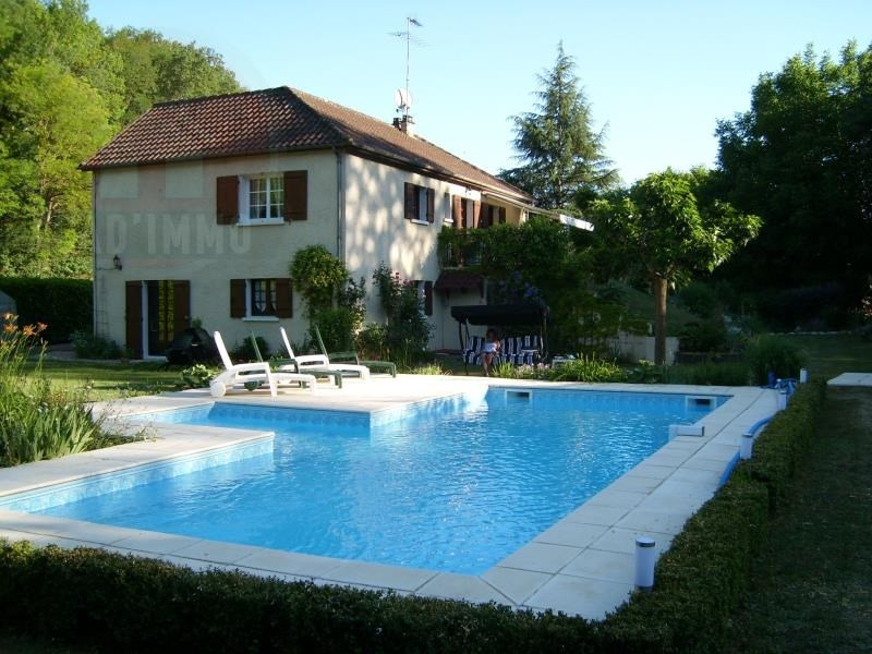 Sale house / villa St sauveur 244500€ - Picture 1