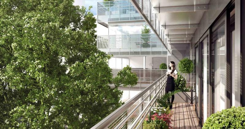 Deluxe sale apartment Paris 14ème 2850000€ - Picture 3