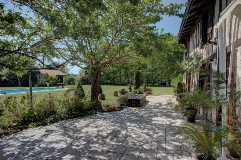 Sale house / villa Parentis en born 439000€ - Picture 1