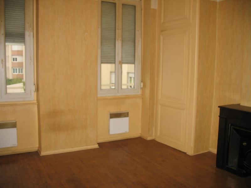 Rental apartment Villeurbanne 483€ CC - Picture 1