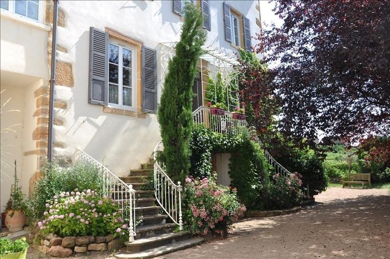 Vente de prestige maison / villa Liergues 690000€ - Photo 1