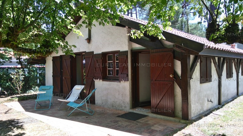 Vacation rental house / villa Lacanau 545€ - Picture 9