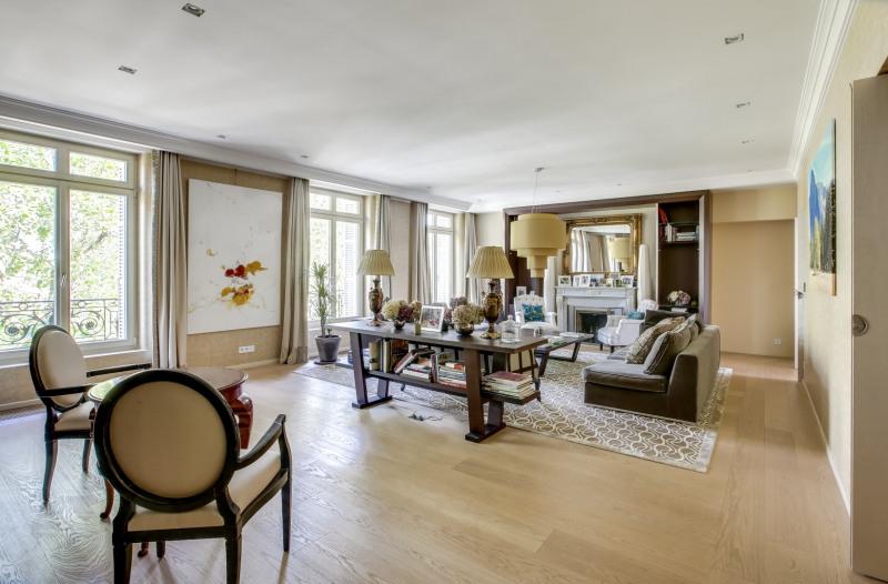 Deluxe sale apartment Paris 16ème 7500000€ - Picture 1