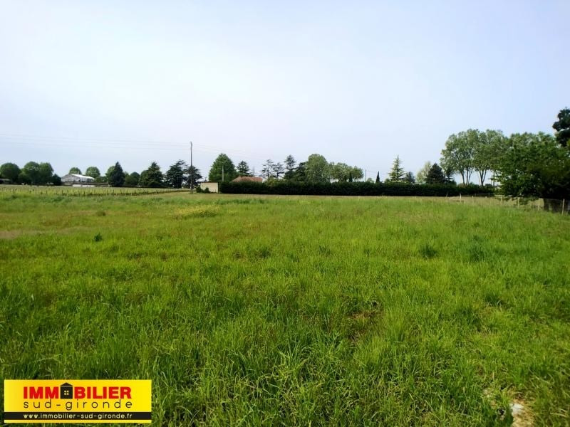 Vente terrain Castres gironde 145 000€ - Photo 2