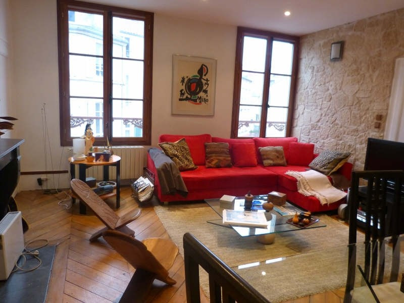 Rental apartment St germain en laye 1 736€ CC - Picture 1