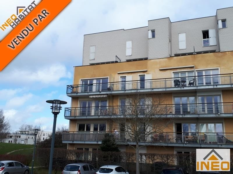 Vente appartement Rennes 249500€ - Photo 1