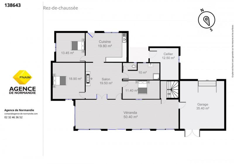 Vente maison / villa Montreuil-l'argillé 138000€ - Photo 4