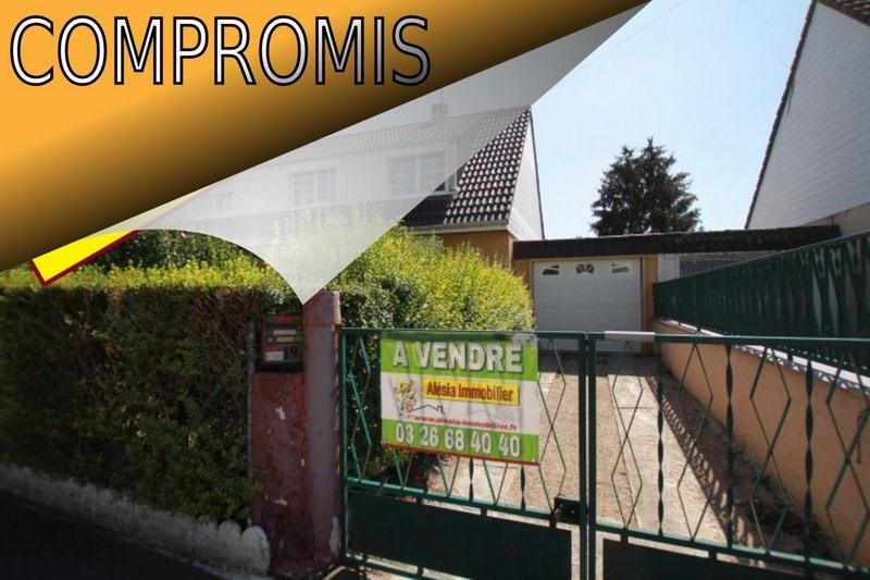 Vente maison / villa Châlons-en-champagne 138000€ - Photo 1