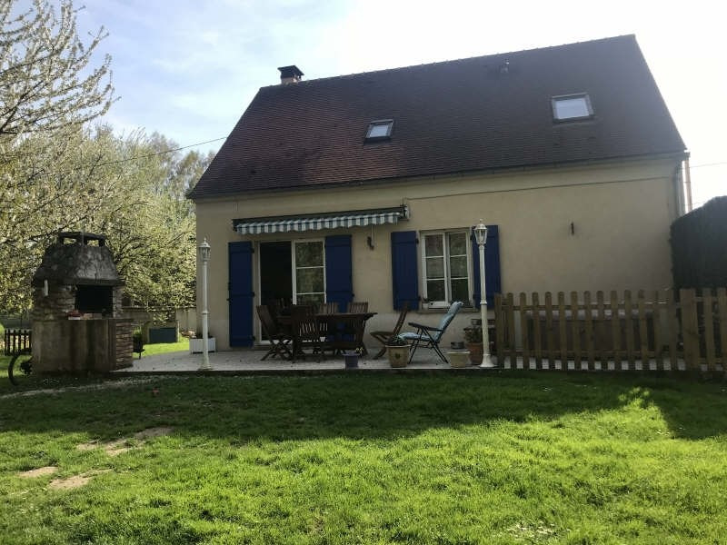 Sale house / villa Chaumont en vexin 242200€ - Picture 8