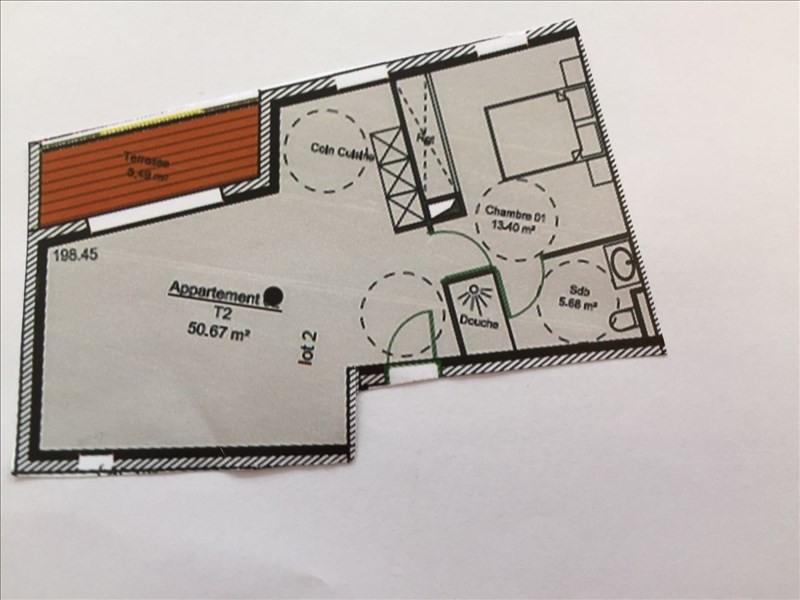 Venta de prestigio  apartamento Charbonnieres les bains 286500€ - Fotografía 2