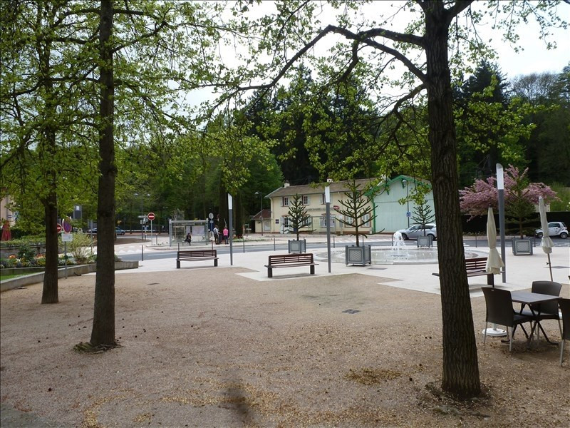 Vente de prestige appartement Charbonnieres les bains 176900€ - Photo 5