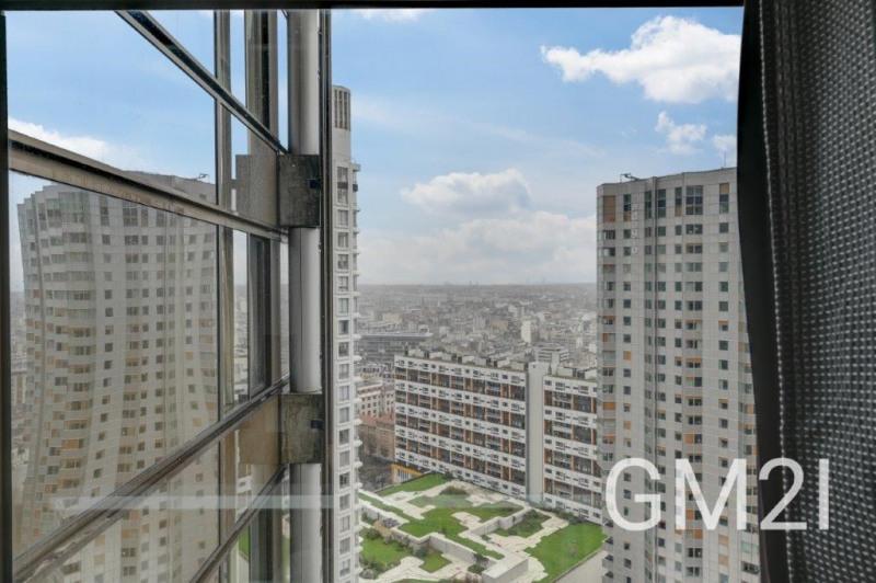 Vente appartement Paris 15ème 588000€ - Photo 7
