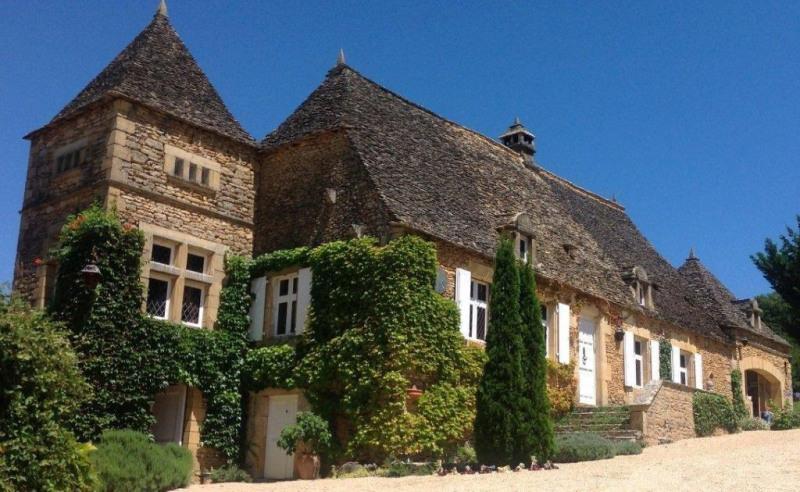 Vente de prestige maison / villa La chapelle-aubareil 849000€ - Photo 1